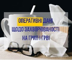 Грип та ГРВІ Україна